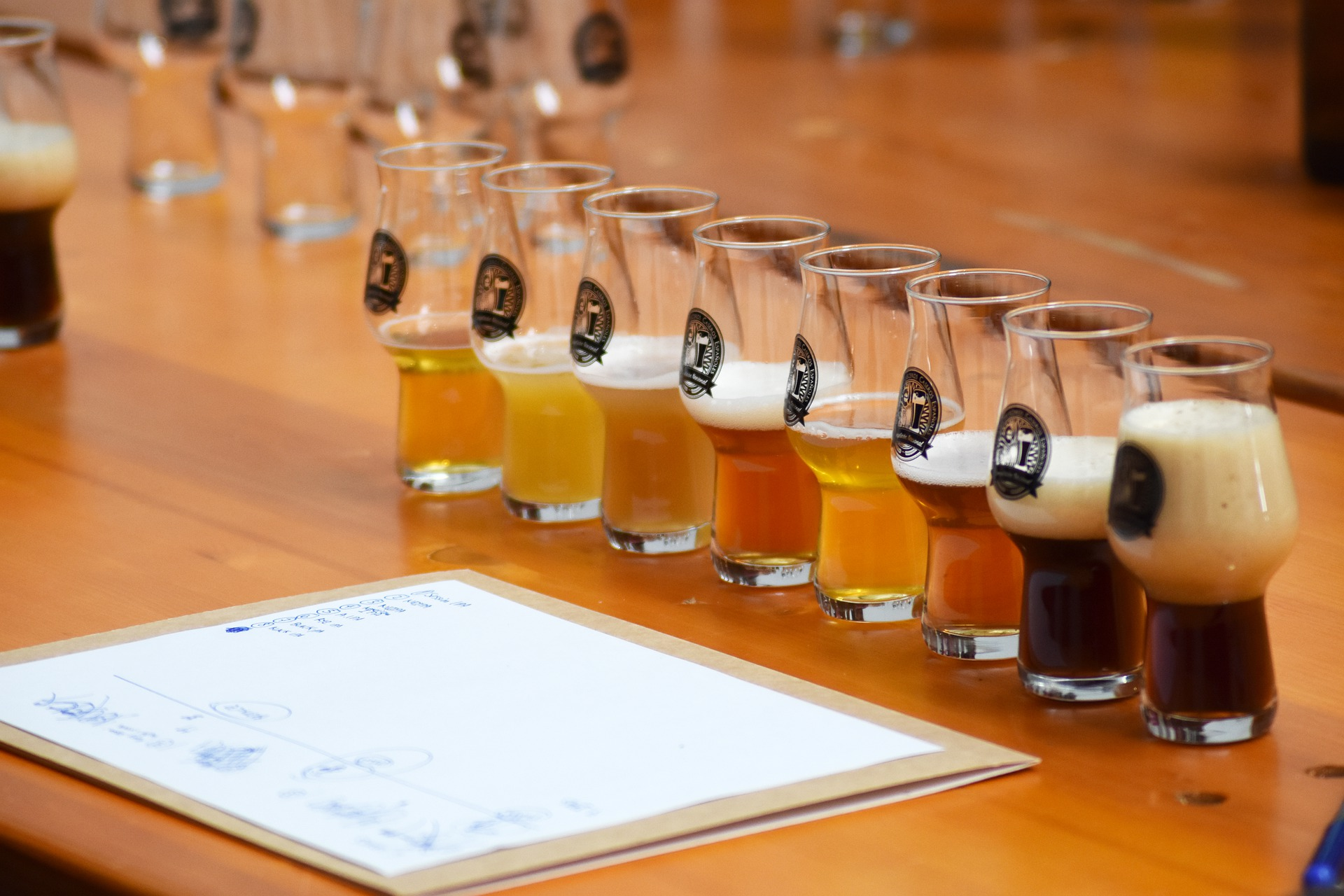 Introduction to Beer History and Professional Evaluation Techniques