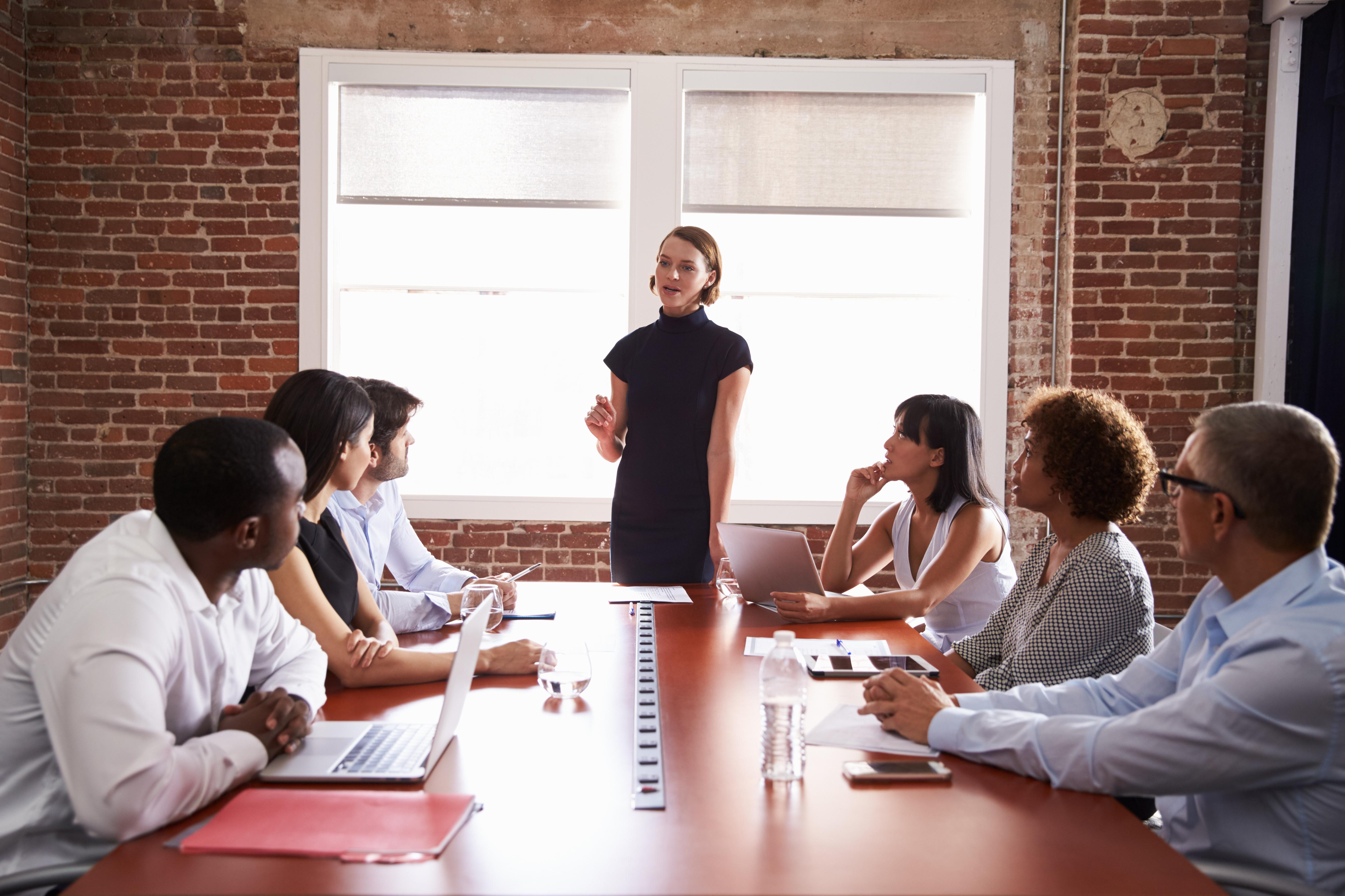 Coaching the Woman Executive at UNH
