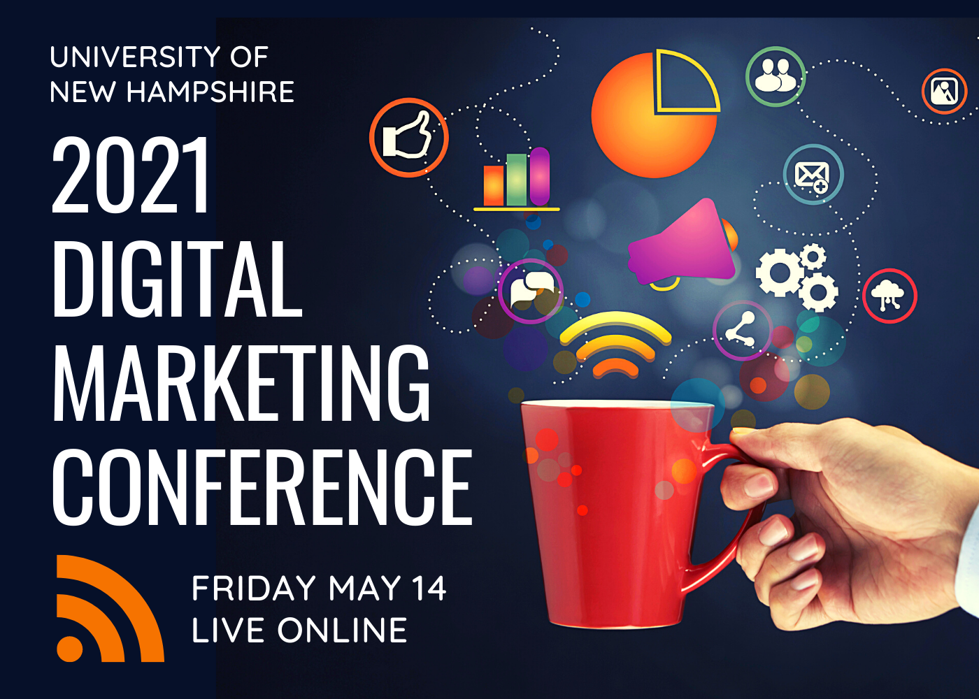 UNH Digital Marketing Conference