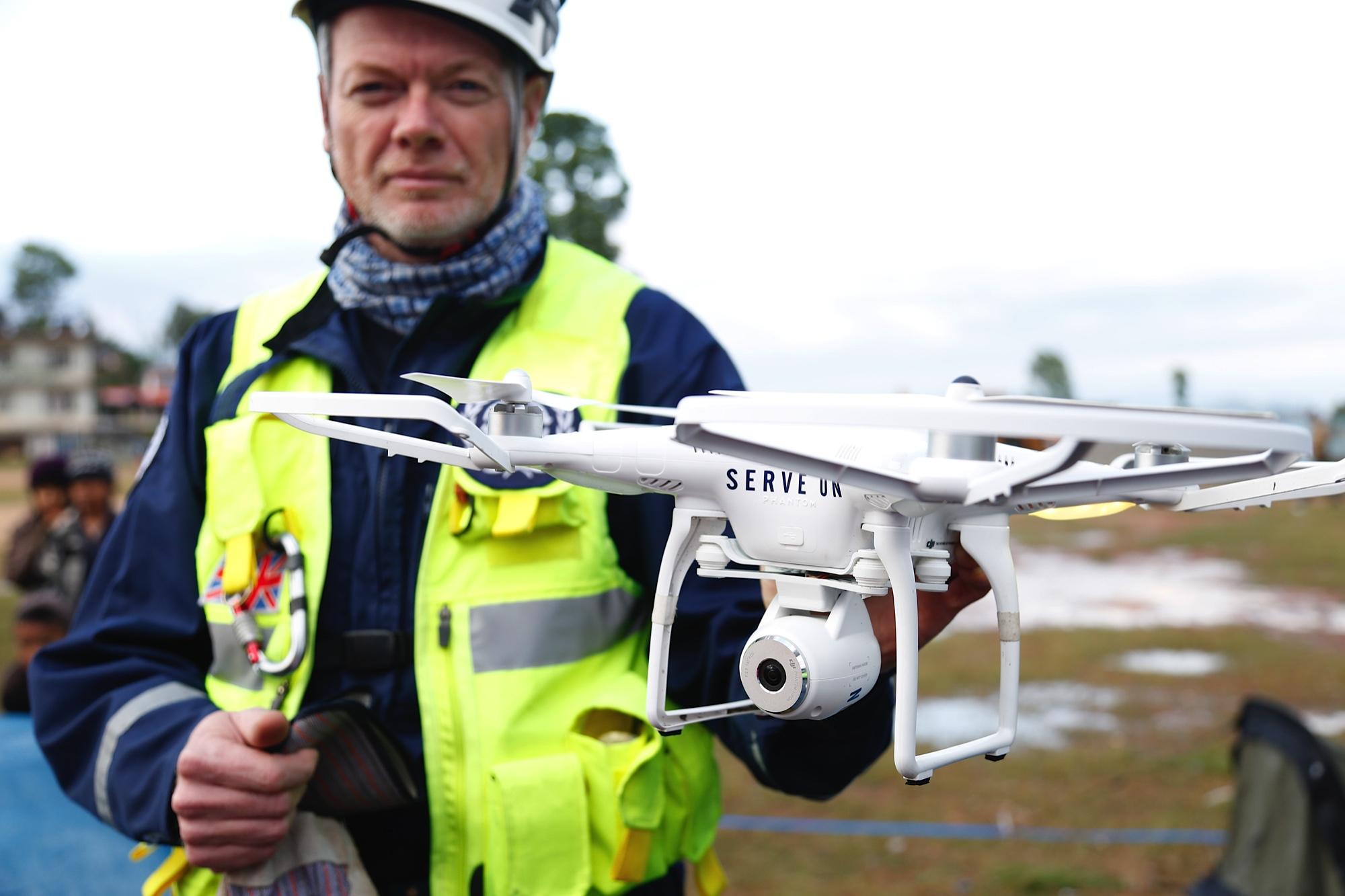 Drones (UAV/UAS) and Emergency Management   UNH Professional