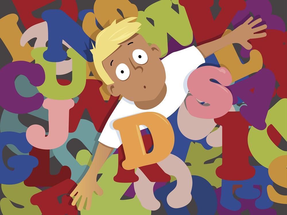 Dyslexia Beyond P's & Q's at UNH