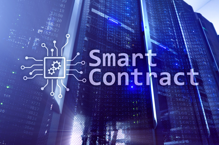 Ethereum Solidity Smart Contract at UNH