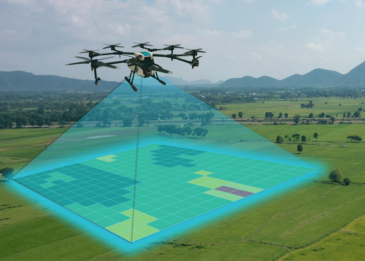 UAV Photos and Lidar