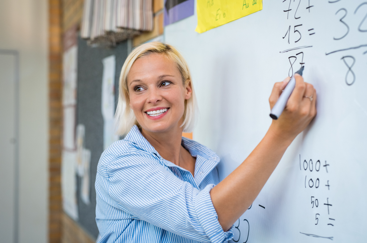 Increasing Student Engagement and Discourse in a Math Classroom (Gr. 5-9)