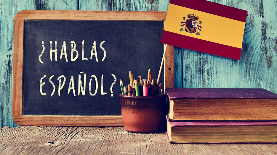Online Speed Spanish at UNH
