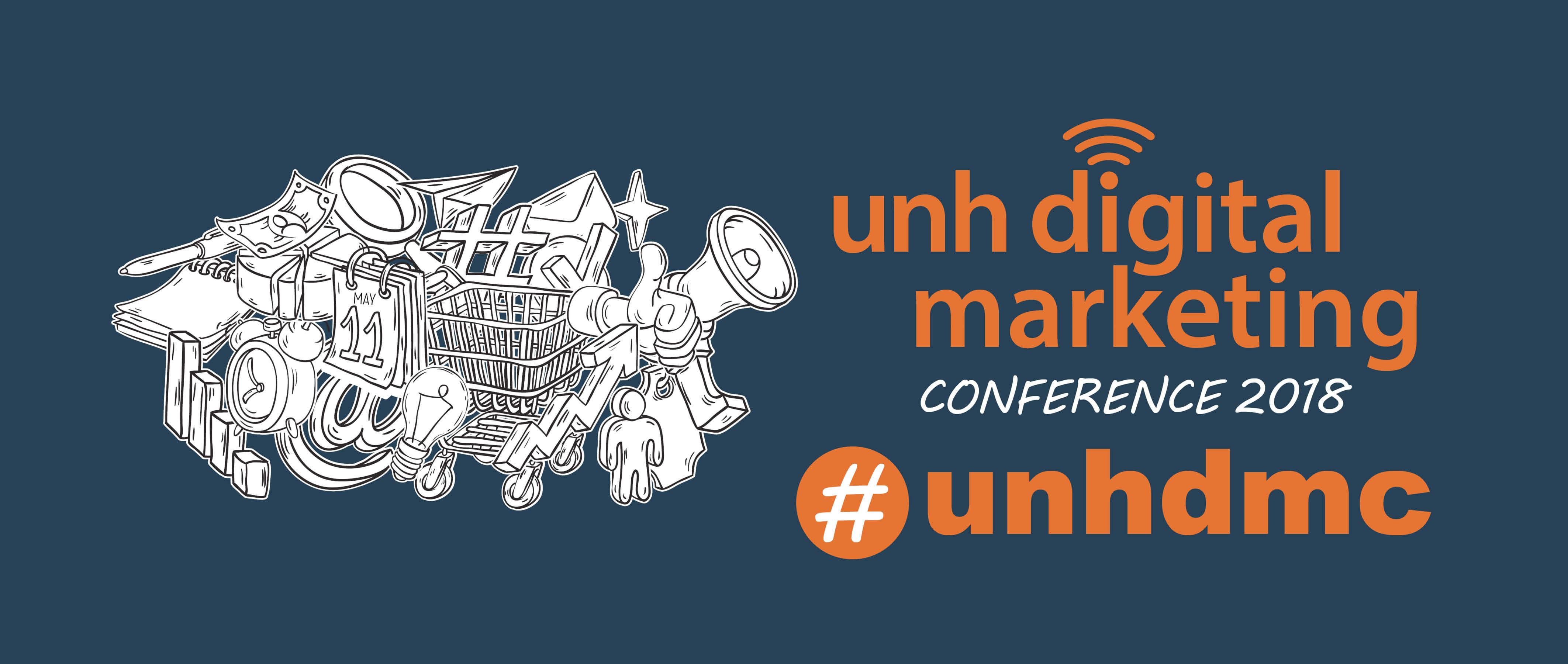 2018 UNH Digital Marketing Conference at UNH