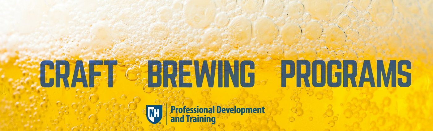 Craft Brewing Programs UNH PDT
