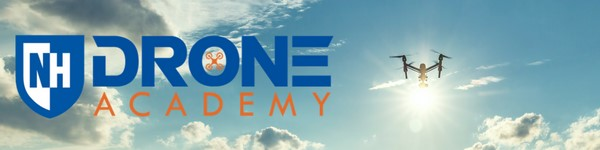 UNH Drone Academy Logo