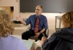 Howard Muscott teaching